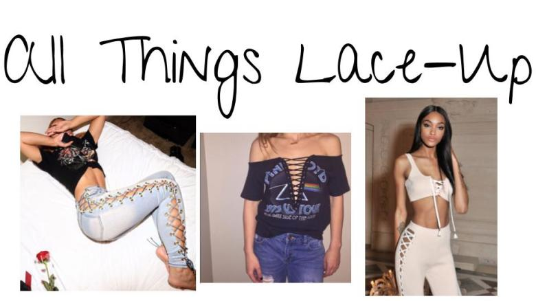 lace-up
